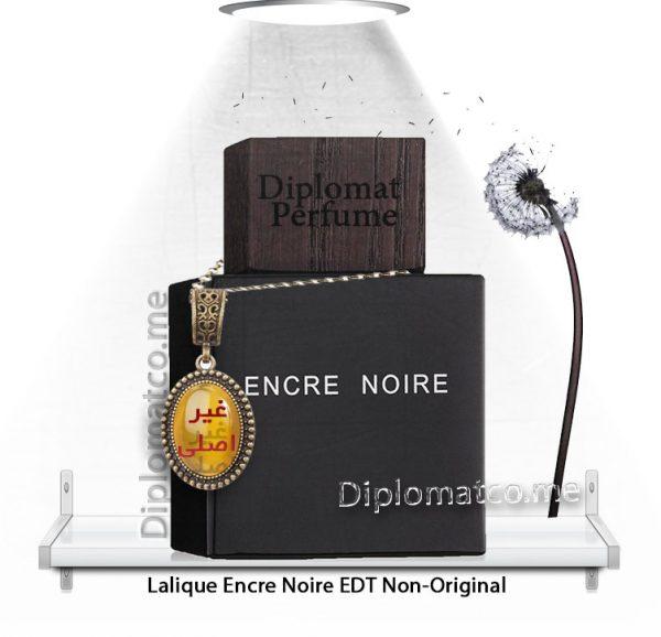 ادو تویلت مردانه لالیک مدل Encre Noire Sport حجم 100 میلی لیتر   Lalique Encre Noire Sport Eau De Toilette For Men 100ml