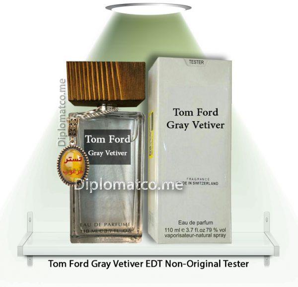 03e38ab26 تام فورد گری وتیور (تستر ۱۱۰ میل) | | عطر دیپلمات