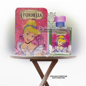 عطر کودک فرانسوی مدل سیندرلا Cinderella حجم ۵۰ میل