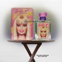 عطر کودک فرانسوی مدل باربی Barbie حجم 50 میل