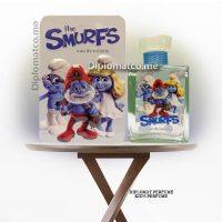 عطر کودک فرانسوی مدل اسمارفز Smurfs حجم ۵۰ میل