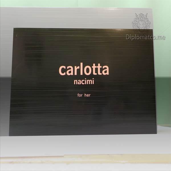 ست هدیه کارلوتا نارسیس صورتی nacimi