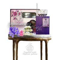 هالوین سافتنس Halloween(softness)-fragrance (فرگرنس ورلد _ 100 میل)
