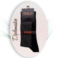 جوراب ساق دار مردانه تمام پنبه polo