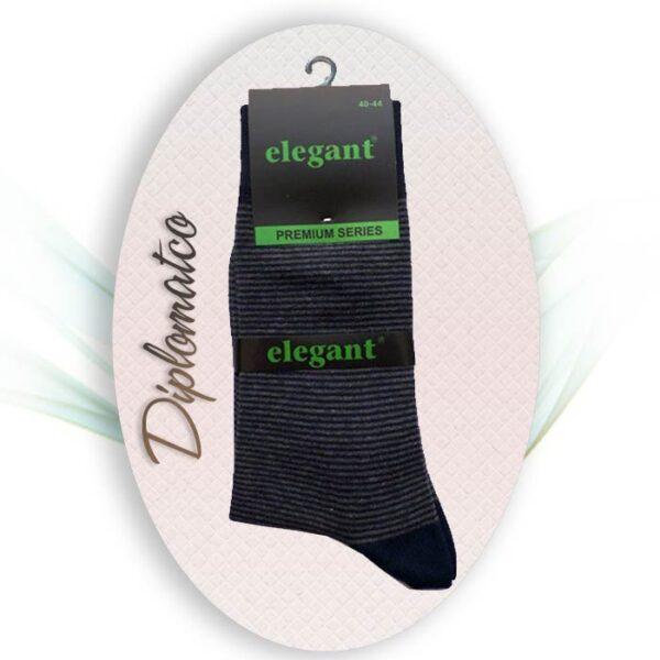 جوراب ساق دار مردانه - elegant - تمام پنبه