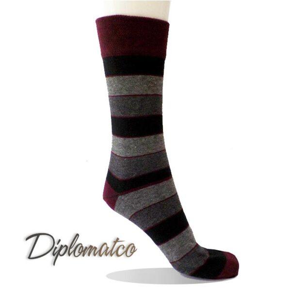 جوراب ساق دار مردانه - elegant - تمام پنبه 1