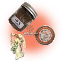 خاک معطر طلایی آنجل - 80 گرم